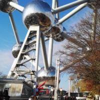 Gruppo italiano Erasmus a Bruxelles
