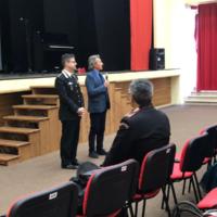 Il Fermi e la legalità: incontro con l'Arma dei Carabinieri