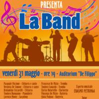 """""""Fermi... la Band!"""" la Prima venerdì 31 maggio"""