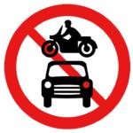 Disposizioni per la Sicurezza – parcheggio e transito auto/moto/motorini nelle aree esterne dell'IIS E. Fermi