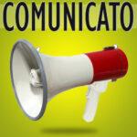 COMUNICATO DEL DIRIGENTE SCOLASTICO